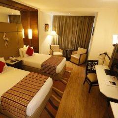 Отель City Park Airport 3* Представительский номер с различными типами кроватей фото 7