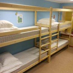 Light Dream Hostel Кровать в общем номере с двухъярусной кроватью фото 3