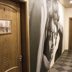 Хостел Высшая Лига Кровать в общем номере с двухъярусной кроватью фото 2