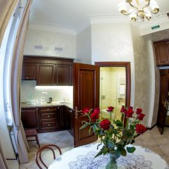 Apart-hotel Horowitz 3* Апартаменты с двуспальной кроватью фото 7