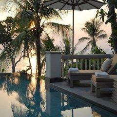 Отель Trisara Villas & Residences Phuket 5* Вилла с различными типами кроватей фото 20