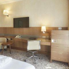 Отель Hilton Milan 4* Номер Делюкс с различными типами кроватей фото 6