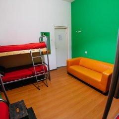 Гостиница Кубахостел Кровать в женском общем номере с двухъярусной кроватью фото 8