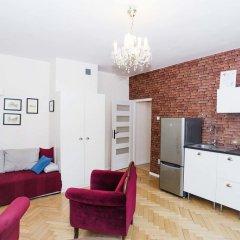 Апартаменты The Best Stay Apartments Гданьск комната для гостей фото 4