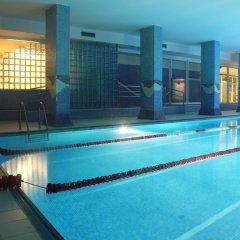 Hotel AR Roca Esmeralda & Spa бассейн