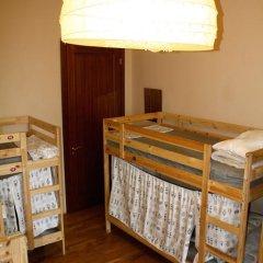 Мини-Отель Идеал Кровать в общем номере с двухъярусными кроватями фото 18