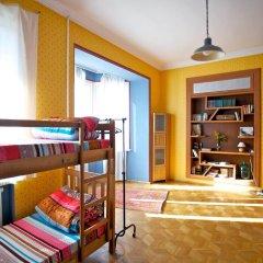 Хостел M42 Кровать в общем номере с двухъярусной кроватью фото 32