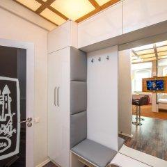 Апартаменты LvivSon Apartments Svobody Area комната для гостей
