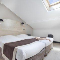 Отель Odalys City Nice Le Palais Rossini Апартаменты разные типы кроватей фото 4