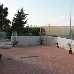 Отель Angolo Felice Матера парковка