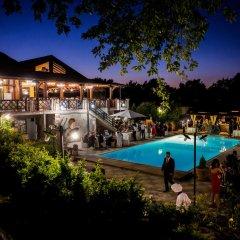 Отель Tenuta Valle Delle Ginestre Италия, Фонди - отзывы, цены и фото номеров - забронировать отель Tenuta Valle Delle Ginestre онлайн бассейн фото 2