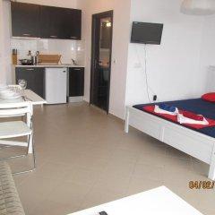 Отель Aparthotel Cote D'Azure 3* Студия Эконом с различными типами кроватей фото 27