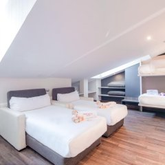 Отель Petit Palace Posada Del Peine 4* Компактный номер с различными типами кроватей фото 3