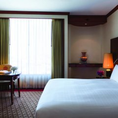 Отель Pullman Khon Kaen Raja Orchid 4* Улучшенный номер с различными типами кроватей фото 4