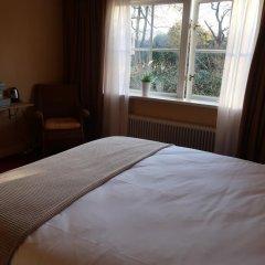 Отель De Kastanjehof 3* Стандартный номер с различными типами кроватей фото 4