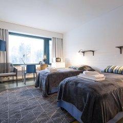 Отель Forenom Hostel Espoo Otaniemi Финляндия, Эспоо - отзывы, цены и фото номеров - забронировать отель Forenom Hostel Espoo Otaniemi онлайн комната для гостей фото 4