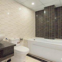 Отель An Nguyen Building Улучшенная студия с различными типами кроватей фото 4