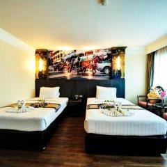 Jomtien Garden Hotel & Resort 4* Стандартный номер с различными типами кроватей фото 3