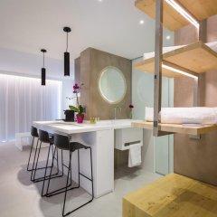 Отель One Ibiza Suites 5* Студия с различными типами кроватей фото 5