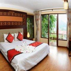 Отель Sapa Elegance 3* Улучшенный номер фото 9