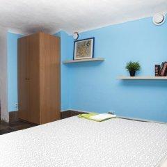 Хостел Полянка на Чистых Прудах Номер категории Эконом с различными типами кроватей фото 13