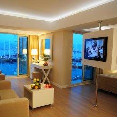 Alesta Yacht Hotel 4* Люкс с различными типами кроватей
