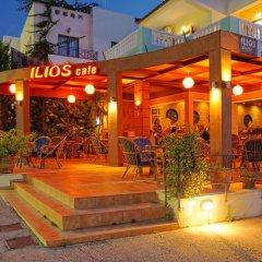 Отель Ilios Studios Stalis Студия с различными типами кроватей фото 34