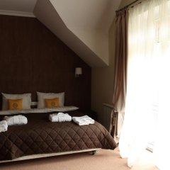 Гостиница Горная Резиденция АпартОтель Семейные апартаменты с двуспальной кроватью фото 2