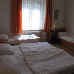 Hotel Jana / Pension Domov Mladeze Стандартный номер с различными типами кроватей (общая ванная комната) фото 5