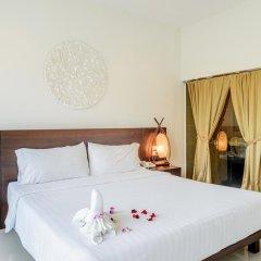 Отель L'esprit de Naiyang Beach Resort 4* Номер Делюкс с двуспальной кроватью фото 10