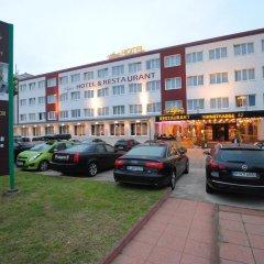 The Aga's Hotel Berlin парковка