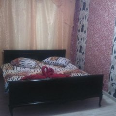 Гостиница Raiskiy Ugolok Na Prazhskoy комната для гостей