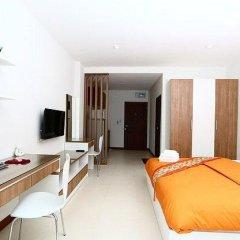 Отель Smart Mansion Таиланд, Бангкок - отзывы, цены и фото номеров - забронировать отель Smart Mansion онлайн комната для гостей фото 3