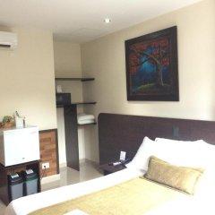 Hotel Acqua Express 3* Стандартный номер с различными типами кроватей фото 4