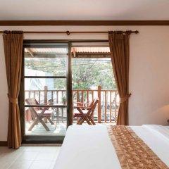 Отель Jomtien Boathouse 3* Номер Делюкс с различными типами кроватей фото 7