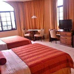 Hotel Monteolivos 3* Стандартный номер с двуспальной кроватью