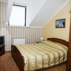 Бизнес-отель Кострома 3* Номер Делюкс с различными типами кроватей фото 6