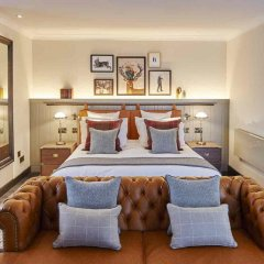 Kimpton Charlotte Square Hotel 5* Полулюкс с различными типами кроватей
