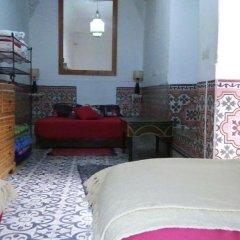 Отель Dar M'chicha 2* Стандартный номер с различными типами кроватей фото 11