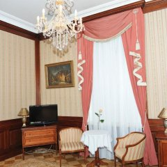 Отель Zamek Dubiecko интерьер отеля фото 3