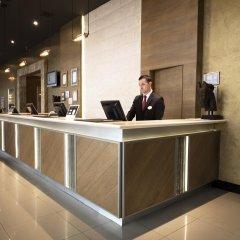 WOW Airport Hotel интерьер отеля