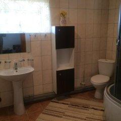 Гостиница Vilshanka ванная