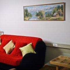 Гостиница Елисеефф Арбат 3* Стандартный семейный номер с двуспальной кроватью фото 32