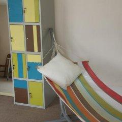 Гостиница Localhostel Кровать в общем номере с двухъярусной кроватью фото 19