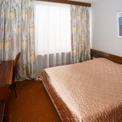 Гостиница Юность 3* Номер Эконом с двуспальной кроватью фото 3