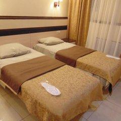 Гостиница Янина 2* Стандартный номер с различными типами кроватей фото 3