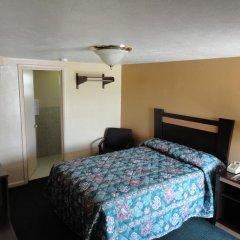 Отель Budget Inn Columbus 2* Номер Делюкс с различными типами кроватей фото 2