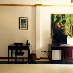 Отель Villa Oasis Luang Prabang 3* Стандартный номер с двуспальной кроватью