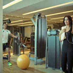 Отель Hili Rayhaan by Rotana ОАЭ, Эль-Айн - отзывы, цены и фото номеров - забронировать отель Hili Rayhaan by Rotana онлайн фитнесс-зал