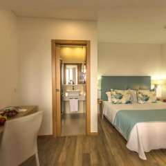 Отель Sea Garden Residência 4* Люкс разные типы кроватей фото 4
